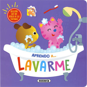 APRENDO A... LAVARME