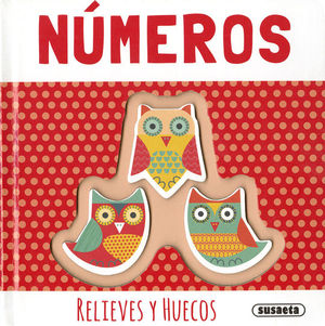 NUMEROS. RELIEVES Y HUECOS