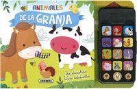 ANIMALES DE LA GRANJA. COLECCION MI PRIMER TELEFONO