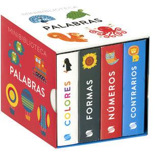 MINIBIBLIOTECA PALABRAS