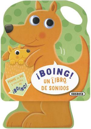 ¡BOING! UN LIBRO DE SONIDOS