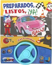 PREPARADOS, LISTOS, ¡YA! RALLY