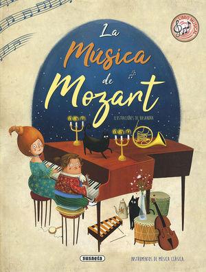 LA MUSICA DE MOZART