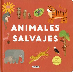ANIMALES SALVAJES (ABRE LAS SOLAPAS)