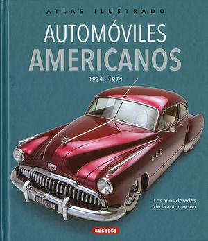 ATLAS ILUSTRADO DE LOS AUTOMOVILES AMERICANOS 1934-1974
