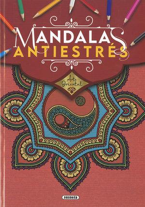 ARTE ORIENTAL (MANDALAS ANTIESTRES)