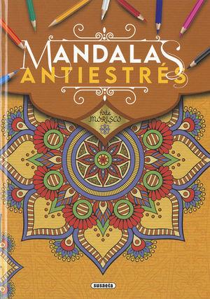ARTE MORISCO (MANDALAS ANTIESTRES)