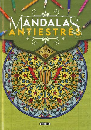 ARTE EGIPCIO (MANDALAS ANTIESTRES)