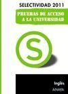 INGLÉS. PRUEBAS DE ACCESO A LA UNIVERSIDAD