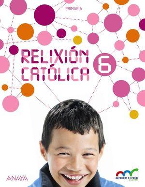 RELIXIÓN CATÓLICA 6.