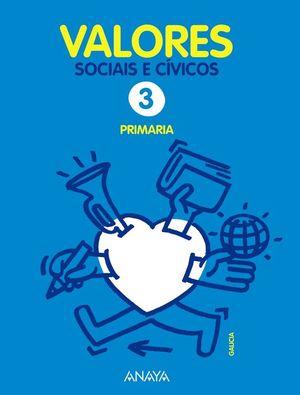 VALORES SOCIAIS E CÍVICOS 3.