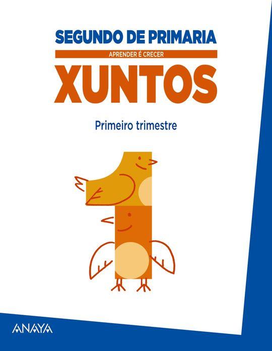 APRENDER É CRECER XUNTOS 2.º PRIMEIRO TRIMESTRE.