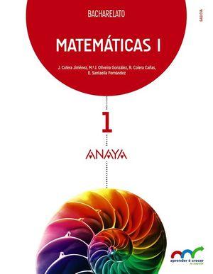 MATEMÁTICAS I.