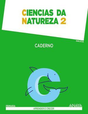 CIENCIAS DA NATUREZA 2. CADERNO.