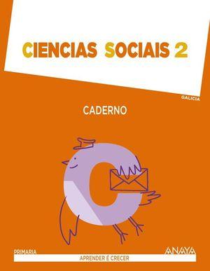 CIENCIAS SOCIAIS 2. CADERNO.