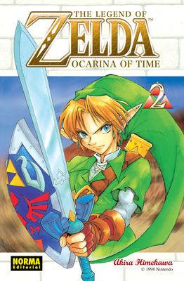 THE LEGEND OF ZELDA, 2
