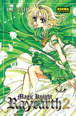 MAGIC KNIGHT RAYEARTH 2  3