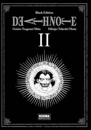 DEATH NOTE, BLACK EDITION 2