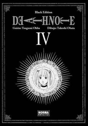 DEATH NOTE BLACK, 4