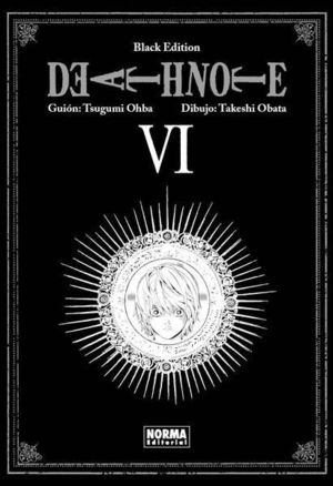 DEATH NOTE BLACK, 6
