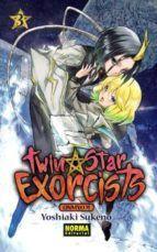 TWIN STAR EXORCISTS ONMYOUJI 3