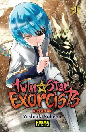 TWIN STAR EXORCISTS, 4