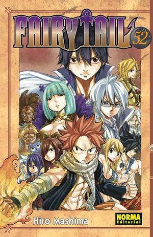 FAIRY TAIL, 52