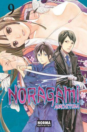 NORAGAMI, 9