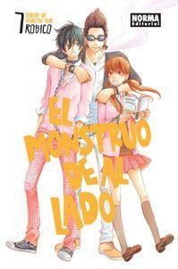 EL MONSTRUO DE AL LADO 07 (TONARI NO KAIKAIBUTSUKUN)