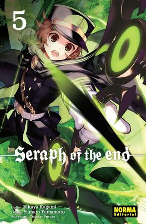 SERAPH OF THE END, 5