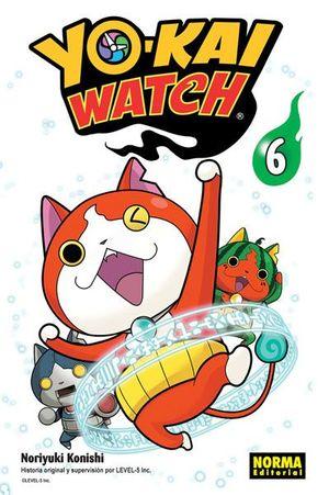 YO-KAI WATCH, 6