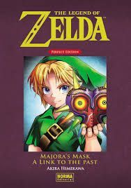 LEGEND OF ZELDA PERFECT EDICION 2: MAJORA'S MASK / A LINK TO THE PAST