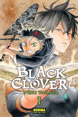 BLACK CLOVER, 1