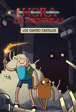 HORA DE AVENTURAS. NG 7. LOS CUATRO CASTILLOS