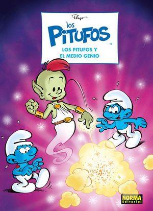 LOS PITUFOS 35. LOS PITUFOS Y EL MEDIO GENIO