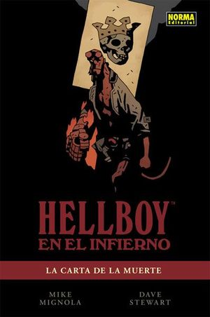 HELLBOY EN EL INFIERNO, 2: LA CARTA DE LA MUERTE
