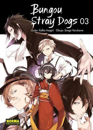 BUNGOU STRAY DOGS, 3