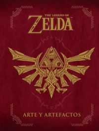 THE LEGEND OF ZELDA: ARTE Y ARTEFACTO