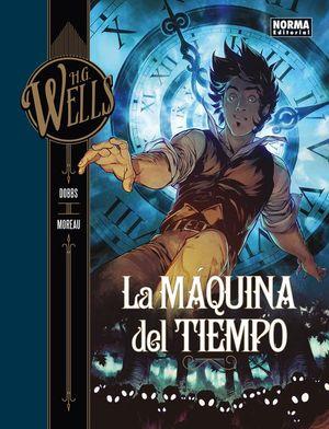 H.G WELLS 1. LA MAQUINA DEL TIEMPO