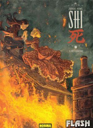 SHI 02: EL REY DEMONIO