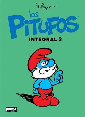 PITUFOS EDICIÓN INTEGRAL 3