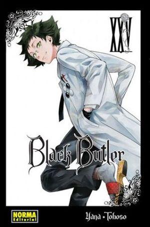 BLACK BUTLER XXV