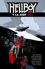 HELLBOY 22: HELLBOY Y LA AIDP 1954