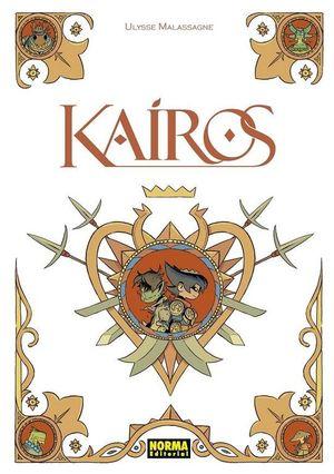 KAIROS. EDICION INTEGRAL