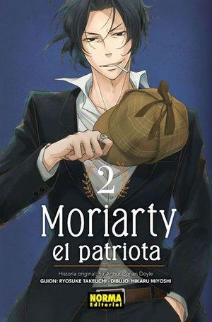 MORIARTY EL PATRIOTA 02