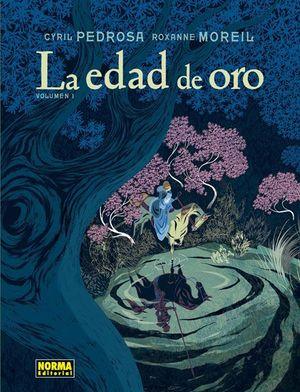 LA EDAD DE ORO. VOLUMEN 1