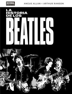 LA HISTORIA DE LOS BEATLES