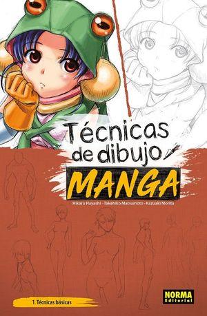 TɐCNICAS DE DIBUJO MANGA 1