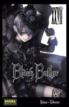 BLACK BUTLER,27