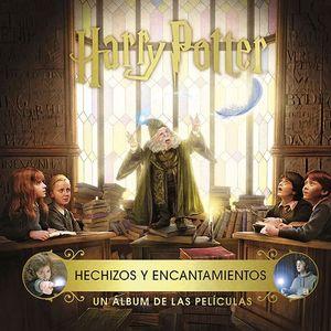 HARRY POTTER. HECHIZOS Y ENCANTAMIENTOS